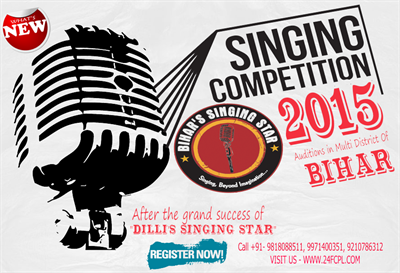 To Select The Participants Auditions And Registration Procedures Are Open Now All Detailed Information About Musical Show Such As Eligibility