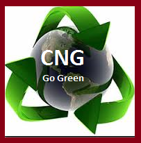 CNG Gas Station