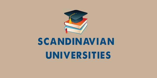Study abroad in Scandinavian Universities