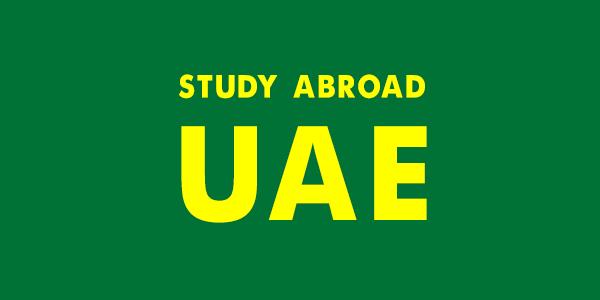 Study abroad UAE