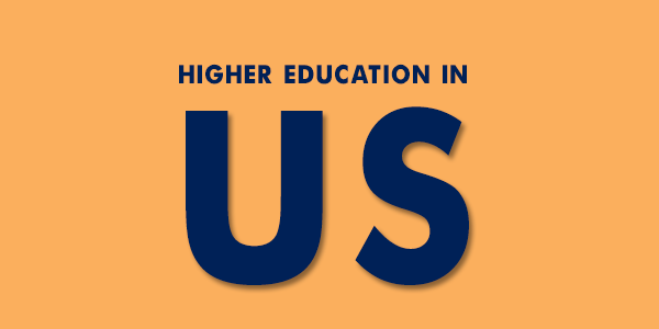 Higher education in US