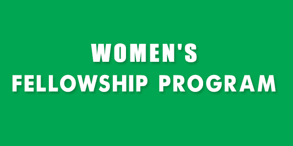 Microsoft Research Womens Fellowship Program USA