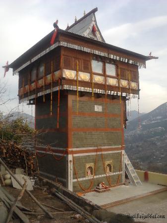 Kotkhai Palace of Himachal pradesh