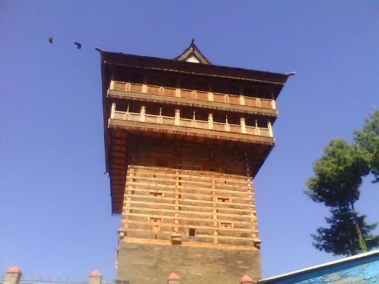 Lankra Veer Temple of Kotkhai of Himachal Pradesh