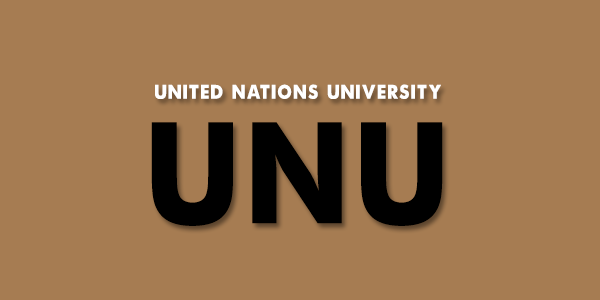 Study abroad United Nations University