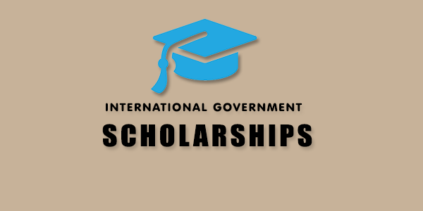 International Government Scholarships to Study Abroad