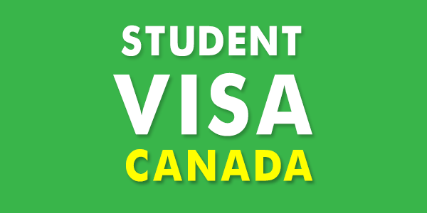 Student visa to study in Canada