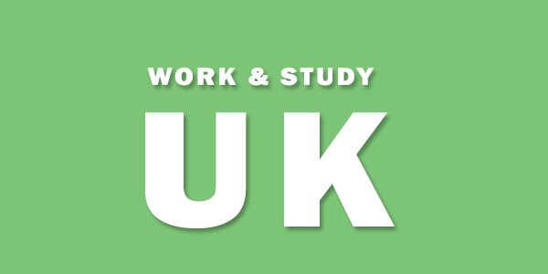 Work and Study in UK