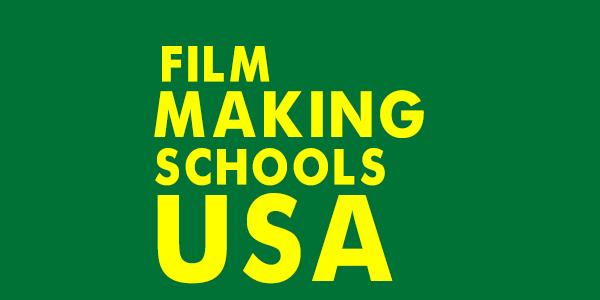 Best film making schools in USA
