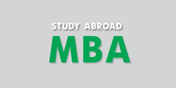 study abroad MBA