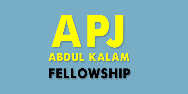 A.P.J. Abdul Kalam Postgraduate Fellowship
