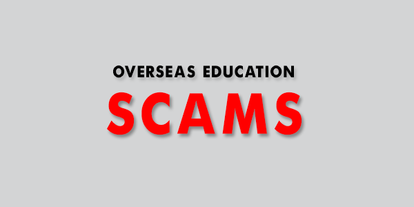 Overseas Education Scholarship Scams
