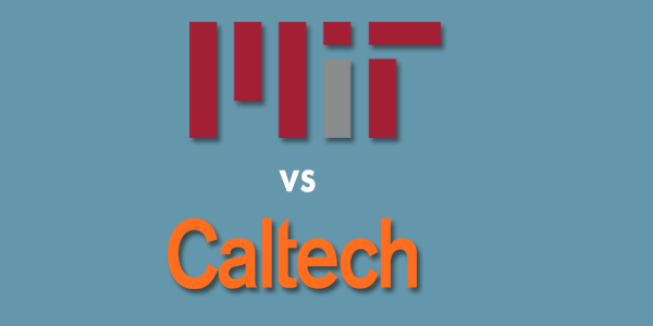 MIT and Caltech Universities logo