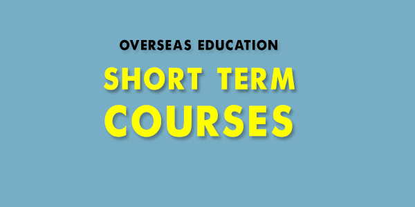 Short Term Courses in Australia