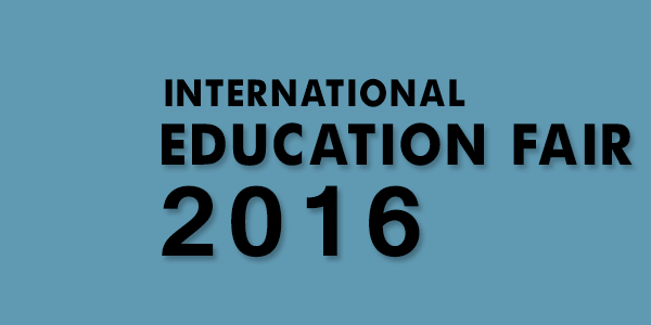 International Education Fair 2016