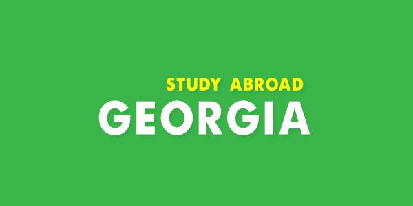 Study abroad medicine in Georgia