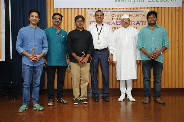 With National award winners at WeSchool