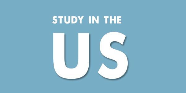 Study in the US with money borrowed