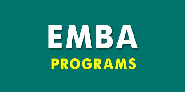 Top EMBA Programs in UK