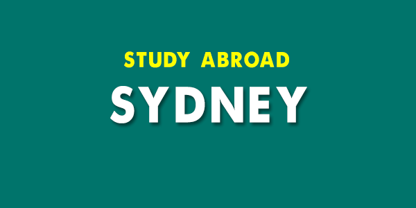 Study abroad Sydney