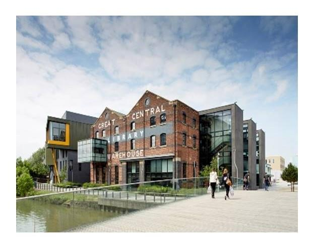 University of Lincoln UK campus