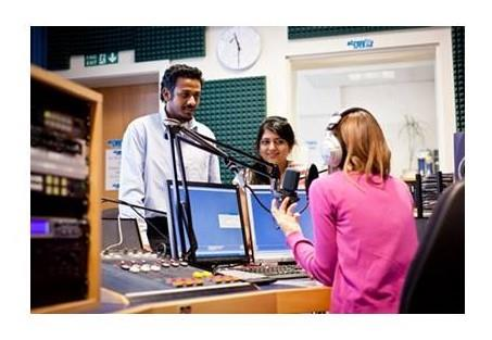 University of Lincoln UK MA Community Radio Course