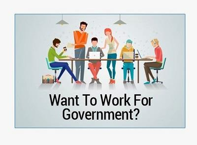 Govt of India recruitment banner