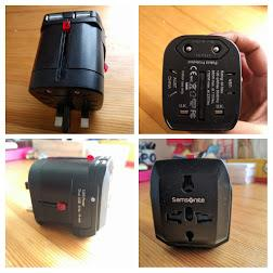 Samsonite Universal Adapter