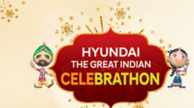 Hyndai Offers Diwali Banner 2017
