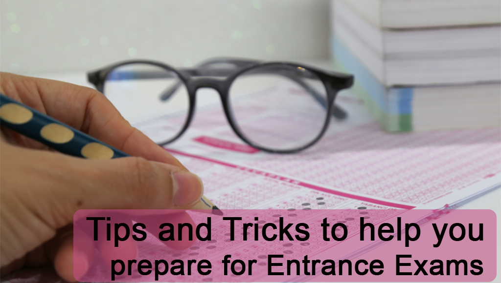 tips for entrance coaching exams