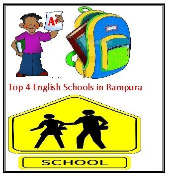 Top 4 English Schools in Rampura
