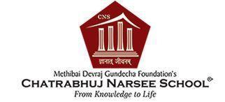 Chatrabhuj Narsee School Logo