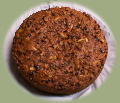 Christmas Recipe : Christmas Fruitcake