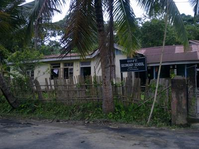 Images of Laxmipur school, Andaman