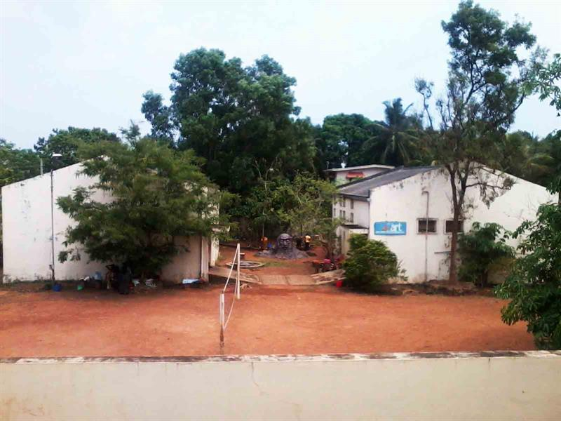 The Art Room and SUPW Room at Jawahar Navodaya Vidyalaya, Malappuram