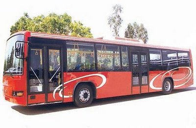 I want photos of BMTC Buses