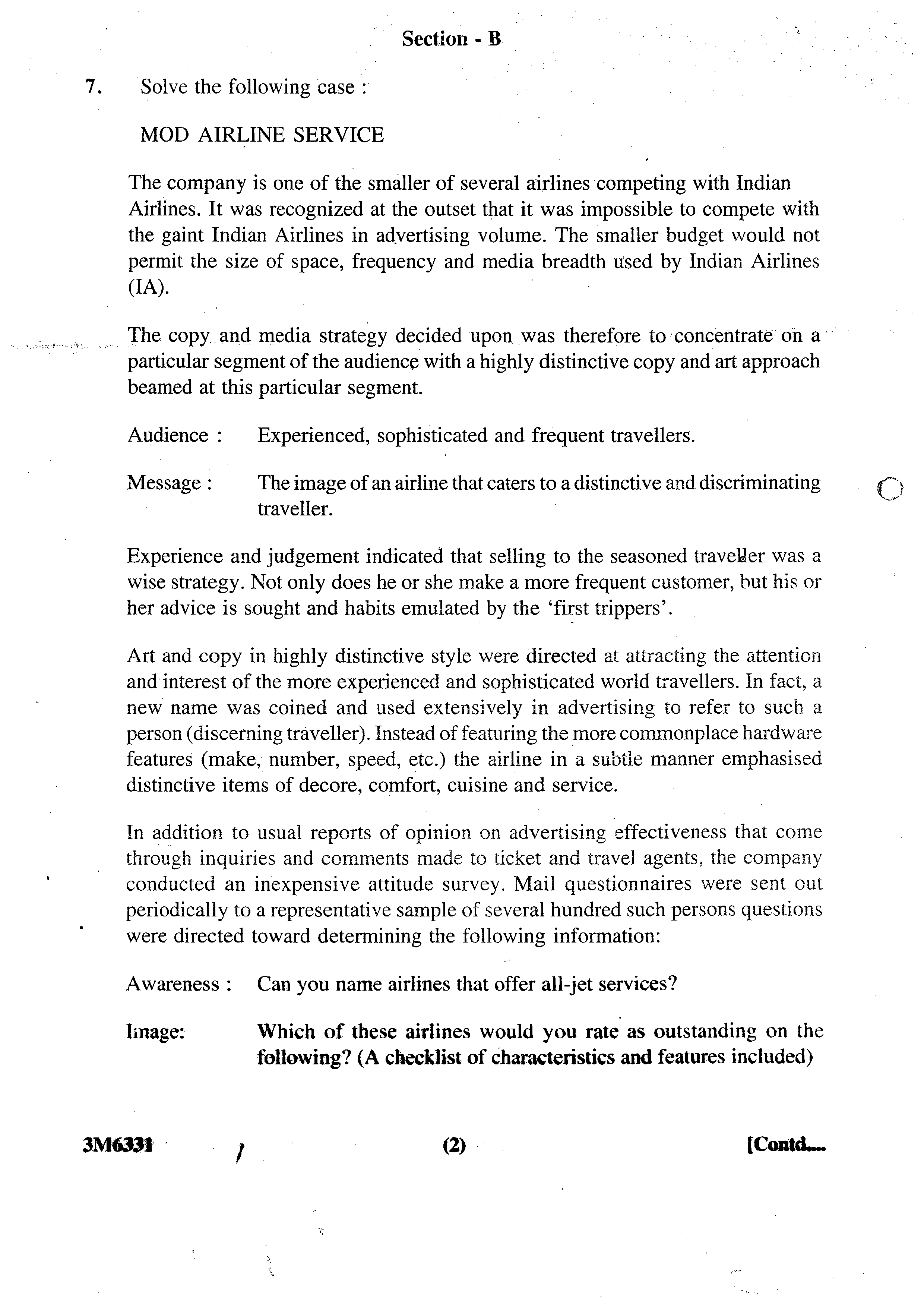 System analysis and design assignment questions