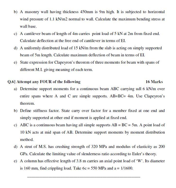 Civil Engineering universities by subject