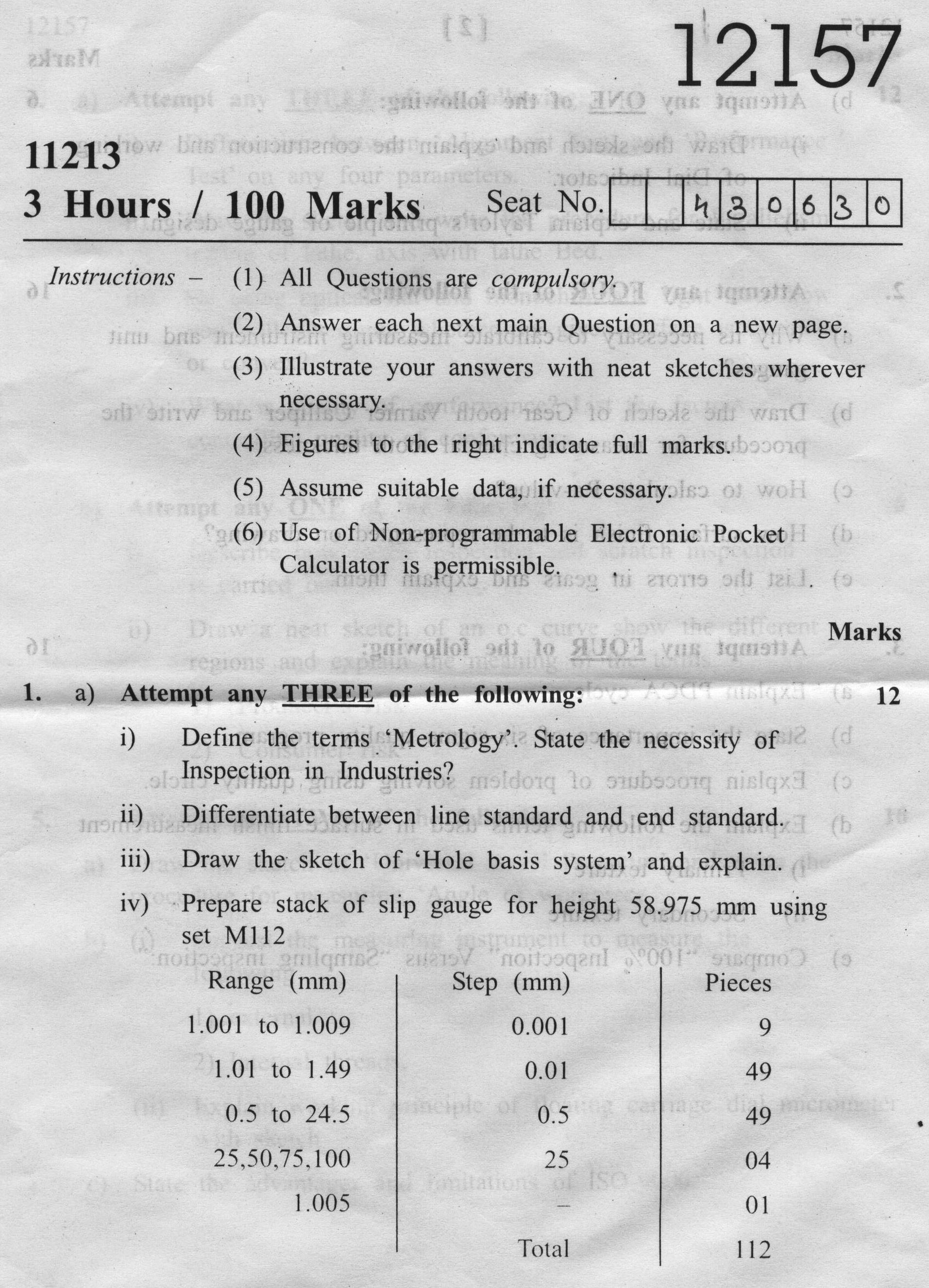 QIBA Metrology Papers