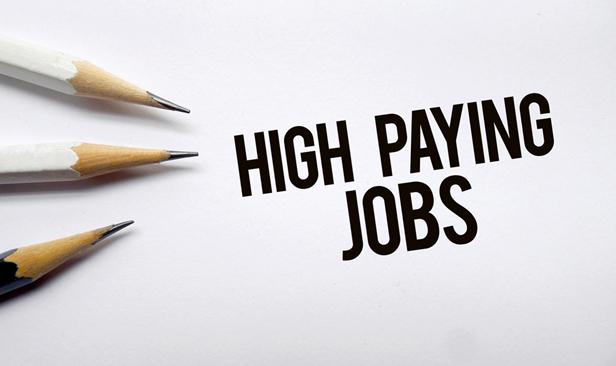 Highest paying hyip jobs