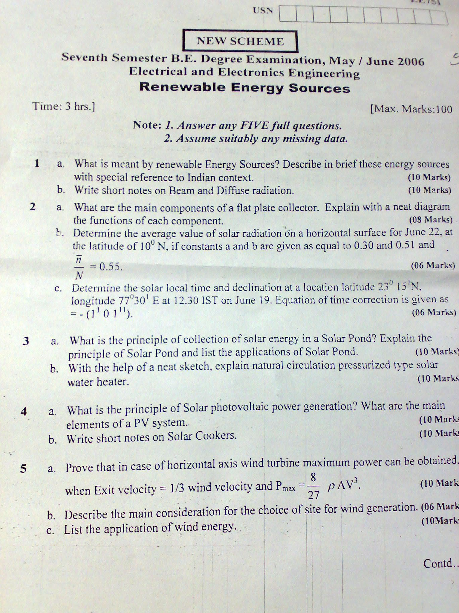 thesis statement on alternative energy sources Sun: the earth's most vital source of alternative energy our modern industrial civilization is to a large extent based on using fossil fuels still, due to overpopulation, climate change, and the scarcity of resources, one of the most precious and efficient sources of energy, oil, has already started to exhaust (bode, 2005, p81).