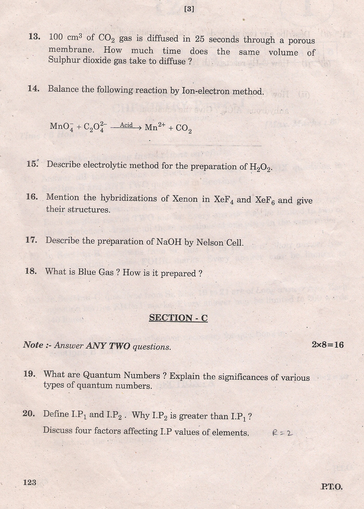 andhra pradesh intermediate chemistry question paper 2011 Appsc cdpo (general studies) question paper with key held on   appsc degree college lecturers (notification no: 26/2016) chemistry question  paper with key  appsc asst engineer in ap rural water supply(concerned  subject) held  assistant executive engineer's exam - general studies (2011)  with key.