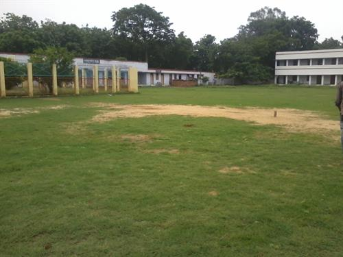Ground of LBS PG college
