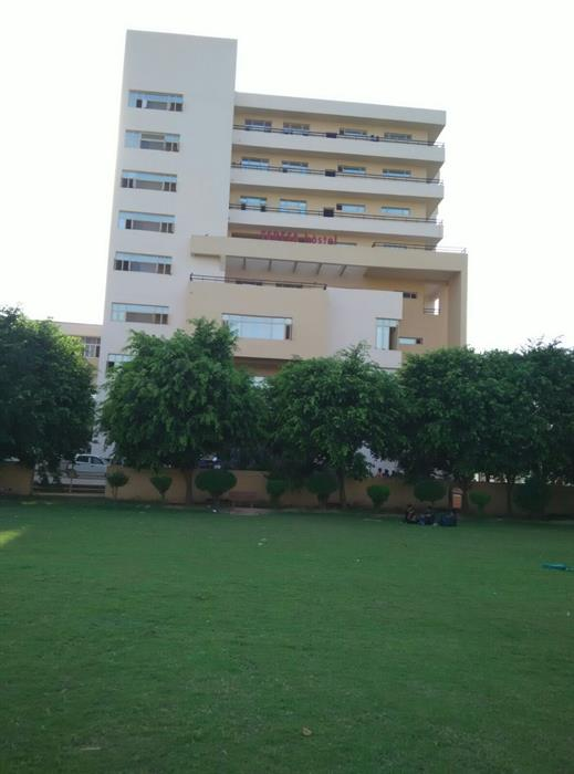 Mass Communication Block Hostel