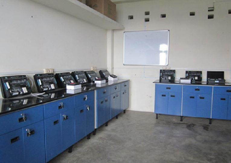 Photo of Microprocessor lab