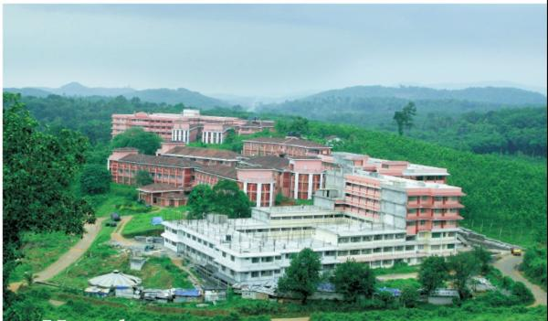 Hostels at Amal Jyothi College of Engineering, Kottayam