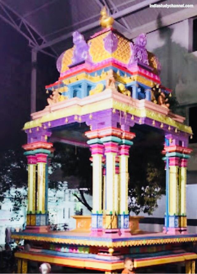 Photo of Radham at ashtalakshmi temple in Hyderabad