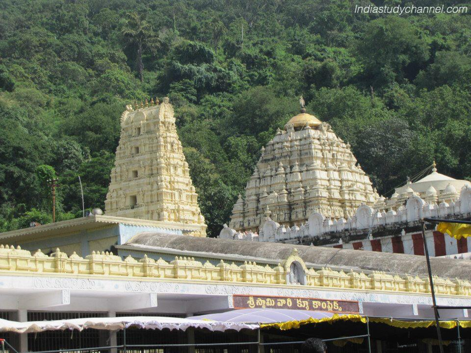 Sri Varaha Laxmi Narasimha Swamy Temple at Simhachalam