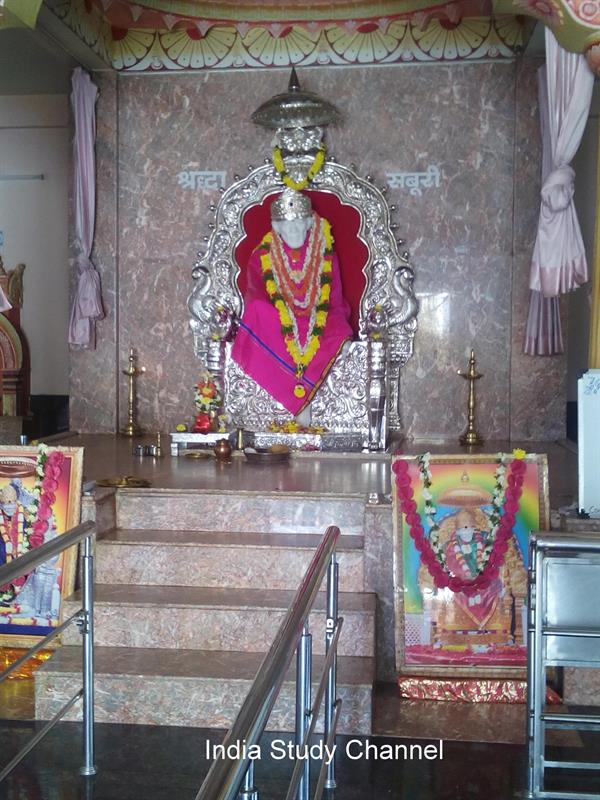 Sri Datta Sai Temple in Gachibowli,Hyderabad