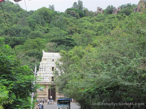 Mokala Parvatham located at Tirumala